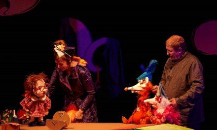 'Leocadia y los ratones', del Teatro Arbolé, en el Tantarantana Teatre