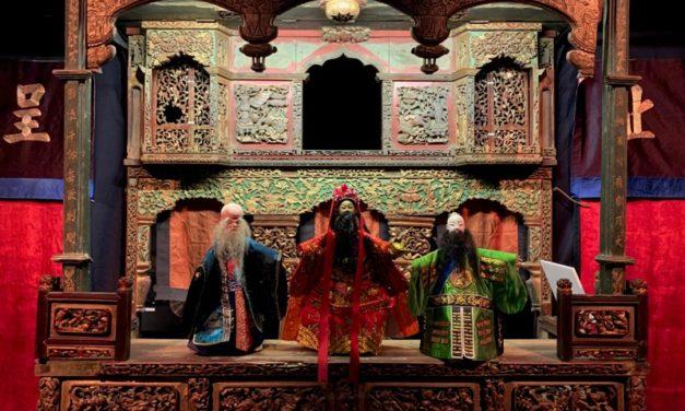 'Teatro de Marionetas de Formosa', magna exposición en el TOPIC de Tolosa