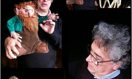 Jorge Rey, apertura y generosidad de un actor titiritero. Entrevista