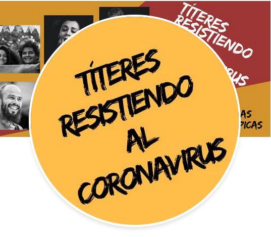 Títeres resistiendo al Coronavirus: una iniciativa de Jimena Montes de Oca, Paolina Orta y Edwin Torres