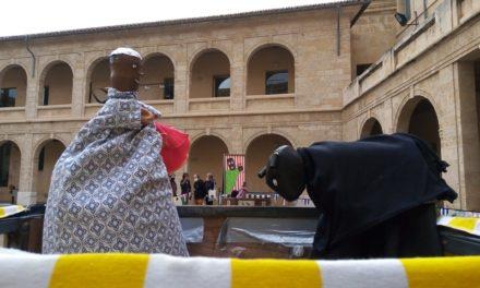 II- XXII Festival Internacional Teresetes de Mallorca. Presencia de Polichinela: Irene Vecchia, Eudald Ferré y Xesco Quadras. Por Irma Borges