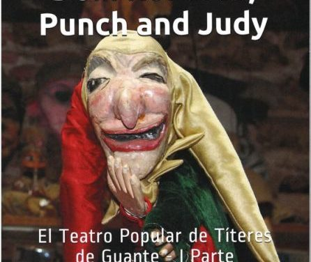 Aparece el 1er Cuaderno de Titeresante: 'Guaratelle, Dom Roberto, Punch and Judy'