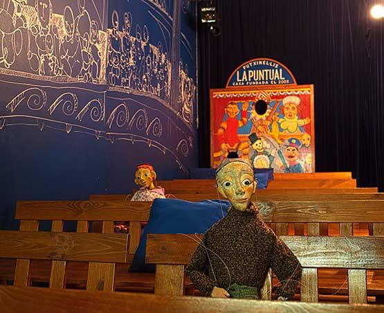 CURSOS DE INVIERNO DE LA PUNTUAL @ Teatre La Puntual