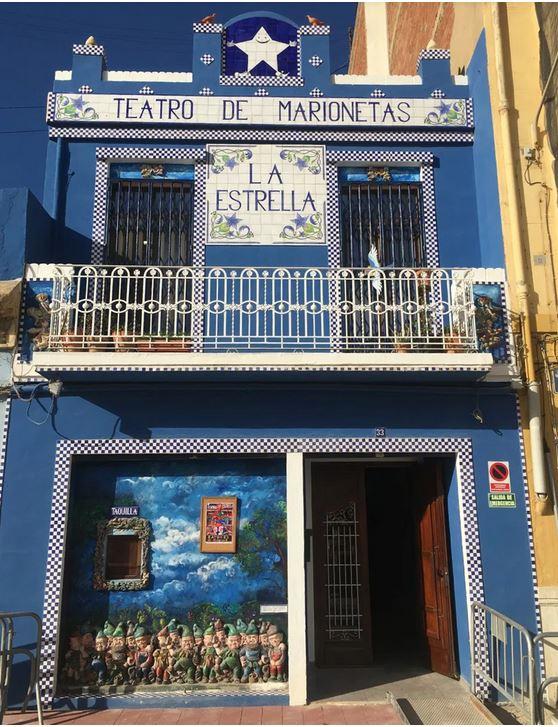 El XVI Festival Amigos Titiriteros: Teatro La Estrella - Valencia @ Teatro La Estrella Sala El Cabanyal
