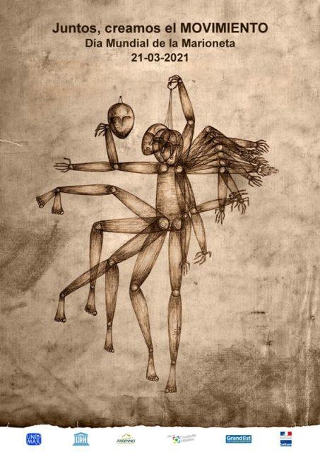 El TOPIC de Tolosa y el Museu da Marioneta de Lisboa celebran el Día Mundial de la Marioneta. Mensaje de la Sra. Audrey Azoulay, Directora General de la UNESCO