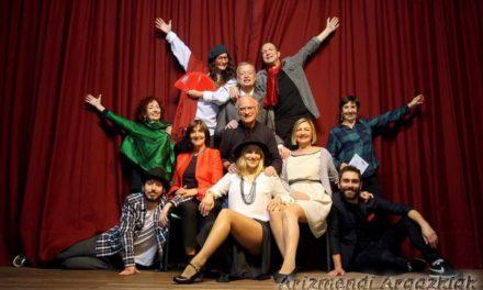 Manolo Gómez, director del Grupo Teatro Estudio de San Sebastián, recibe el Premio al Mérito por la Trayectoria Personal – Premios Juan Mayorga de las Artes Escénicas