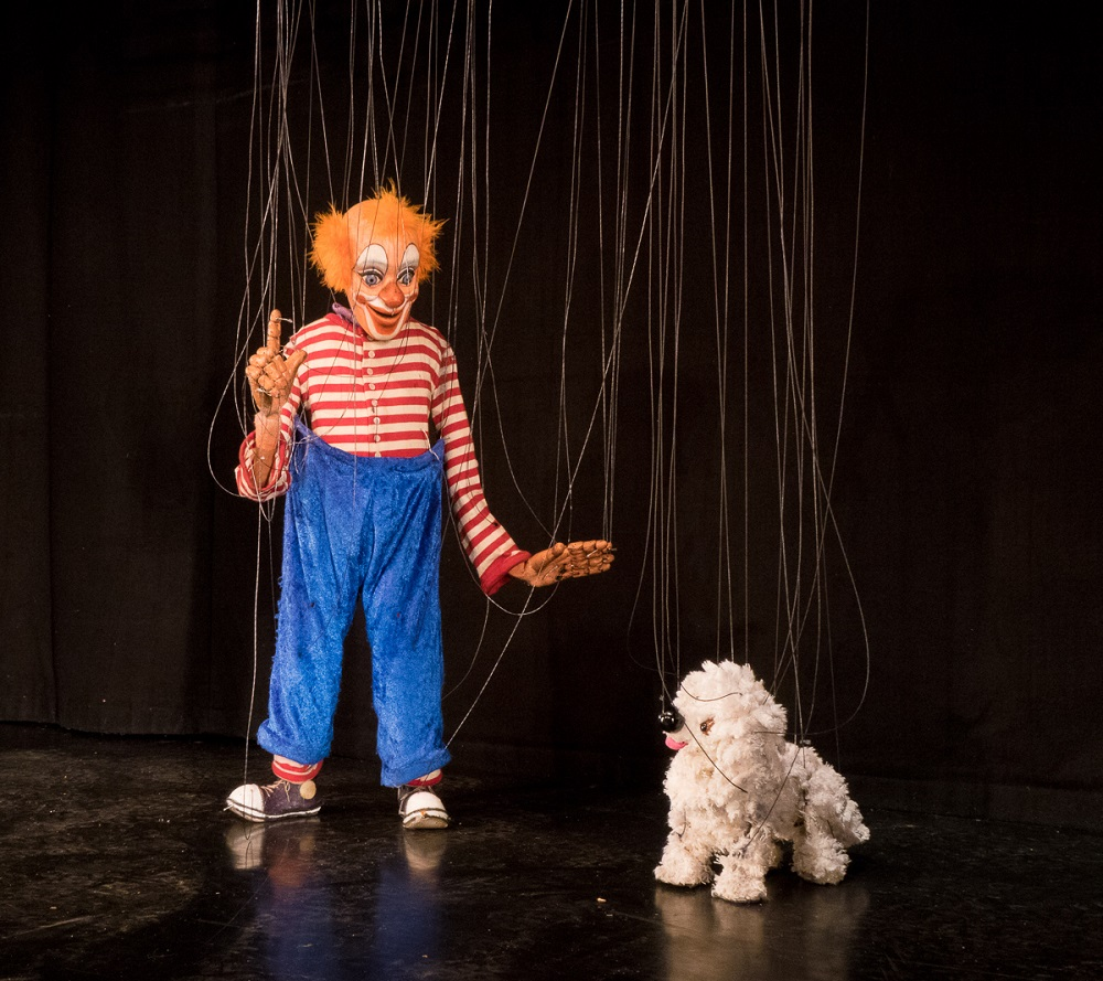 El Marionetarium d'Herta Frankel reinicia les seves representacions al Tibidabo @ Tibidabo