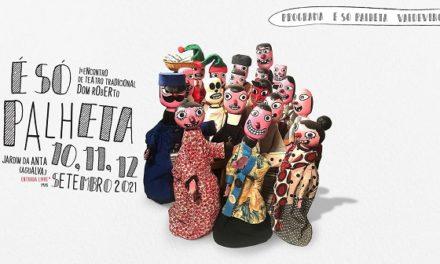 'É só palheta': 1er Encuentro de Teatro Tradicional Dom Roberto en Sintra, Portugal
