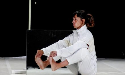 'The watching machine', de Macarena Recuerda Shepherd, en el Antic Teatre