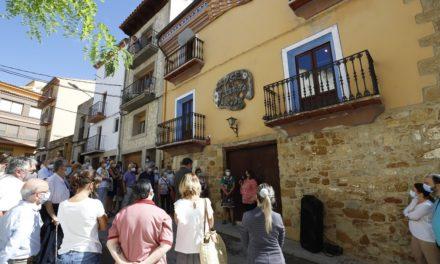 La Estrella y el Ayuntamiento de Benassal (Castellón) abren la Casa-Museo Teresita Pascual dedicada a la familia Pascual Miralles