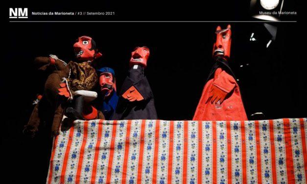 Noticias del Museu da Marioneta de Lisboa