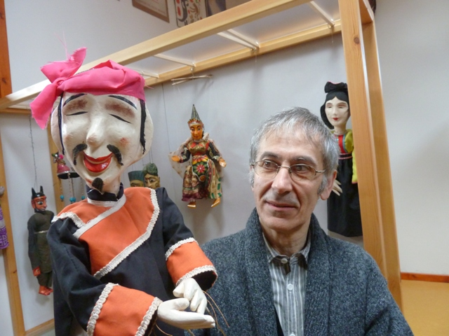 <!--:es-->El Museo Taller de Joaquín Hernández, en Pola de Siero<!--:-->