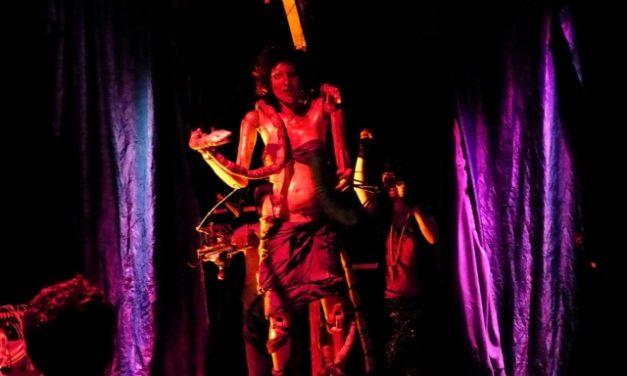 El Festival Ròmbic, el Peep Show de Naked Puppets, y Barriga Verde, en Barcelona