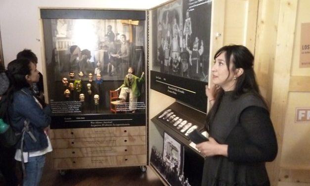 All Strings Attached en Granada. II Parte. Exposición, Títeres y Poder, Lorca en Argentina