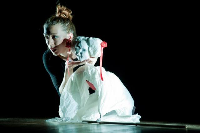 'Antártica', de The Bag Lady Theatre, en el Teatro Galileo de Madrid, por David Zuazola