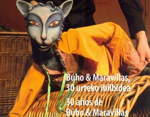 """""""30 años de Búho & Maravillas"""": inaugurada la nueva exposición temporal en el TOPIC de Tolosa"""