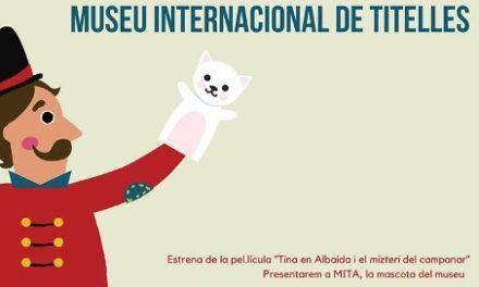 El Museo internacional de Titelles de Albaida cumple 20 años de existencia
