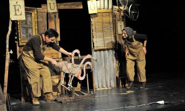 'La Gallina de los Huevos de Oro', de Zum-Zum Teatre en el Festival Món Llibre de Barcelona, por Irma Borges