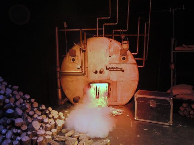 'Soñando a Pinocho', de La Tartana, en el Festival Teatralia, por David Zuazola