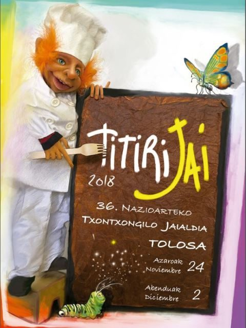 Titirijai 2018 – programa