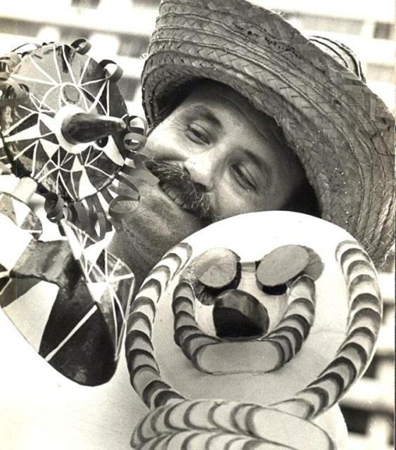 Armando Morales, una leyenda que se cierra y se abre. Por Rubén Darío Salazar