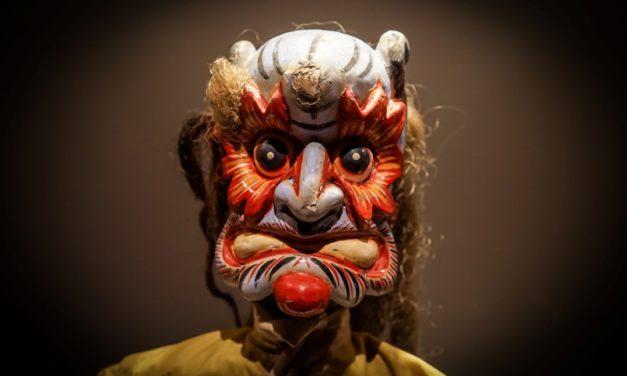 'Made in China', exposición de máscaras y marionetas chinas en el Museu da Marioneta de Lisboa