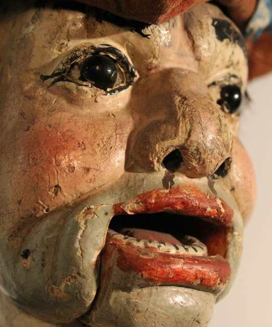 La exposición 'Giù la maschera' llega al TOPIC de Tolosa