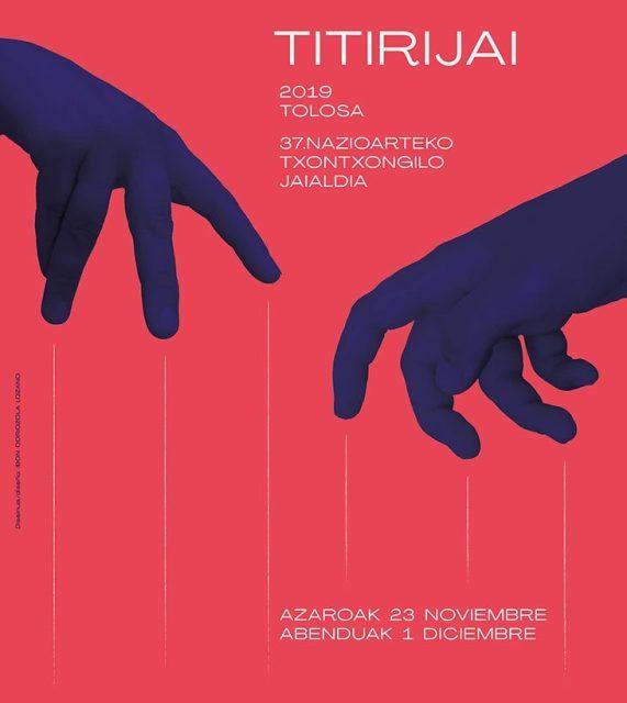 Titirijai 2019: 10º aniversario del TOPIC y programa de espectáculos