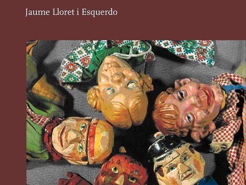 I – Festitíteres Alicante 2019: presentación del libro 'Els titelles al País Valencià', de Jaume Lloret i Esquerdo