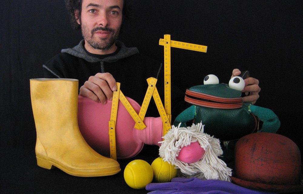 Eficiencia, cultura y maestría titiritera: Pablo Vergne, de El Retablo. Entrevista