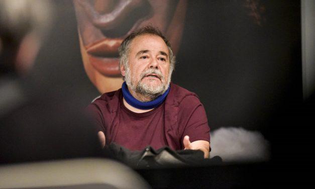 Iñaki Juárez, diestro titiritero: empeño y maestría en el oficio. Entrevista