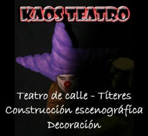 Kaos Teatro: talleres online gratuitos @ Los Pueblos de Moclín, Granada