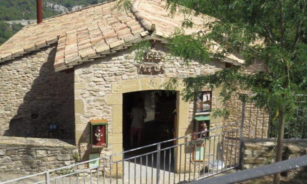En macha La Casa de los Títeres de Abizanda,en Huesca