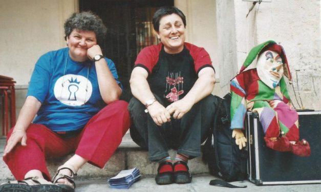 Empar Claramunt: el Teatre Buffo y El Marionetari de Valencia. Vocación y entrega al arte de los títeres