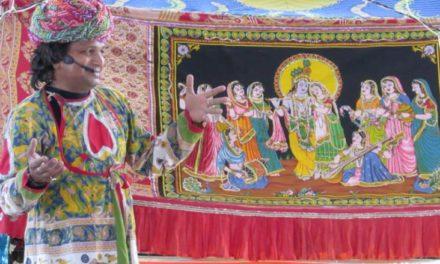 Kathpulti Colony: emergencia titiritera en Jaipur, por Paula Casanova