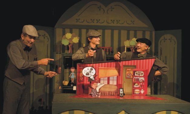 Tanxarina: una aventura fetén entre los títeres, el teatro, el cine y la retranca. Entrevista