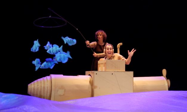 'Las Sirenas son calvas', el imaginario infantil puesto en escena, por Irma Borges
