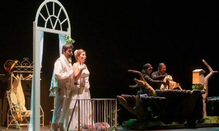 'Vols de cor', una singular versión de las Bodas de Fígaro en el Festival Didó de Terrassa, por Irma Borges