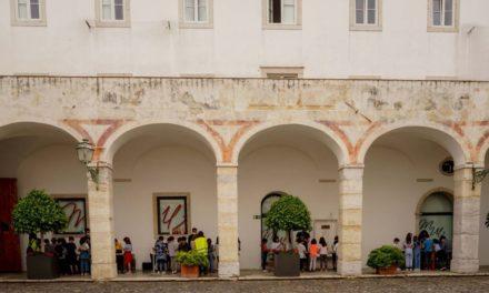 La sede del Museu da Marioneta de Lisboa, el Convento das Bernardas, antes y hoy